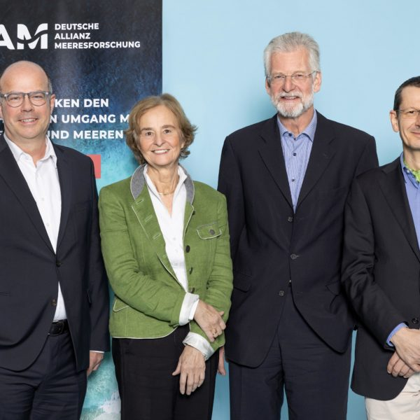 Board of the DAM (German Marine Research Alliance)