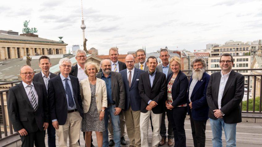 Vereinsgründung der Deuschen Allianz Meeresforschung (DAM) in Berlin