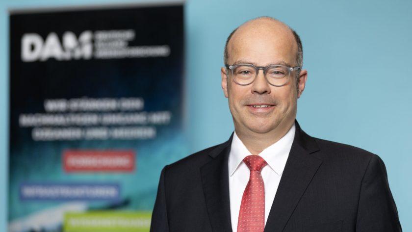 Prof. Michael Bruno Klein ist Mitglied des Vorstands der DAM (Deutsche Allianz Meeresforschung)
