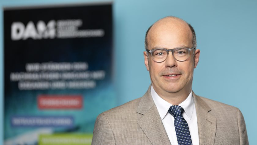 Prof. Michael Bruno Klein is a member of the Executive Board of DAM (German Marine Research Alliance)