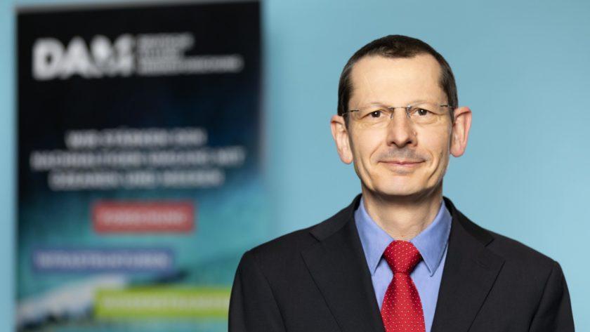 Prof. Michael Schulz ist Mitglied des Vorstands der DAM (Deutsche Allianz Meeresforschung)