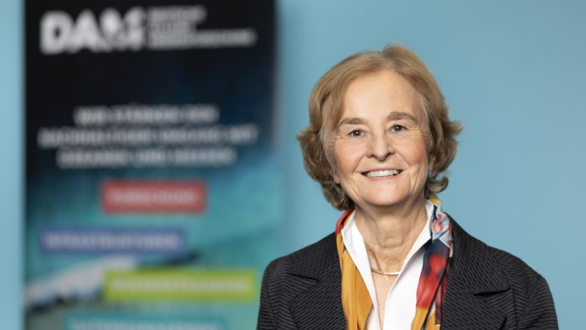 Prof. Karin Lochte is a member of the Executive Board of DAM (German Marine Research Alliance)