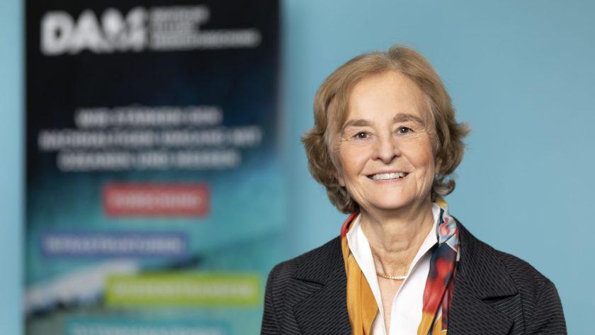 Prof. Karin Lochte ist Mitglied des Vorstands der DAM (Deutsche Allianz Meeresforschung)
