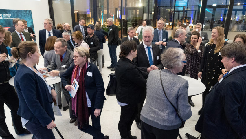 German Marine Research Alliance DAM Kick-Off Ceremony
