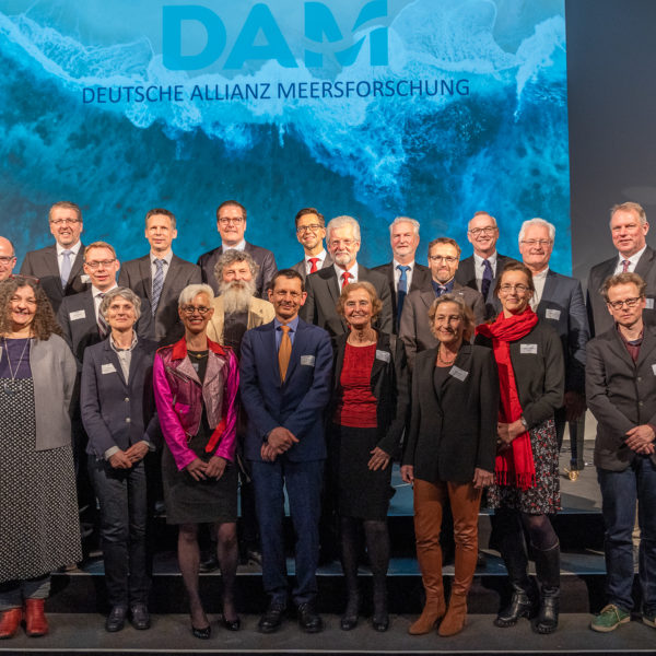 representatives of the DAM members with the DAM Executive Board.