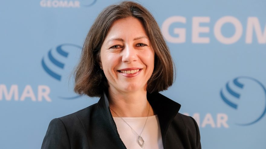 Prof. Dr. Katja Matthes is the new scientific director of GEOMAR