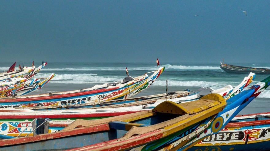 Artisanal coastal fisheries Senegal