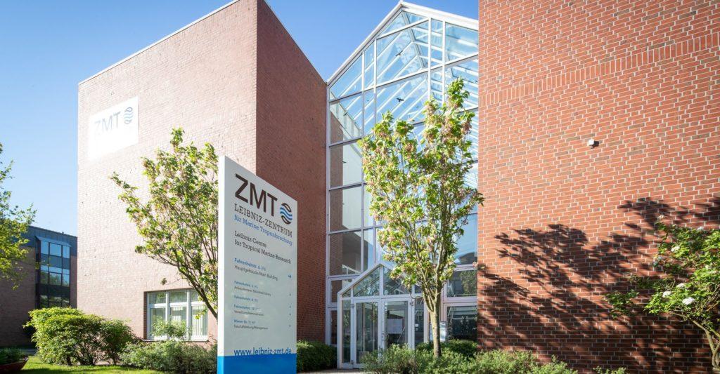Aussenansicht des Leibniz-Zentrums für Marine Tropenforschung (ZMT)