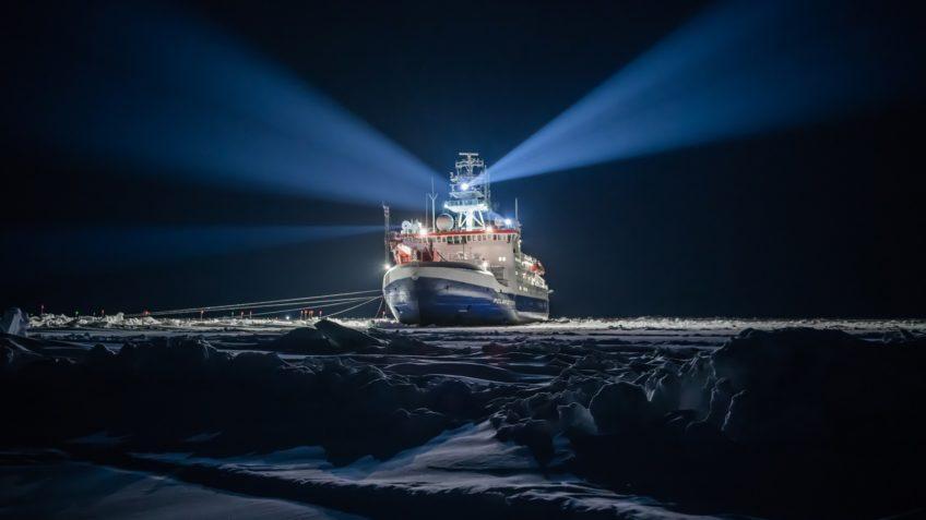 Research vessel POLARSTERN, 2019