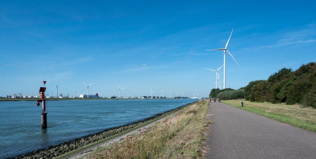 Hoek van Holland, Rotterdam