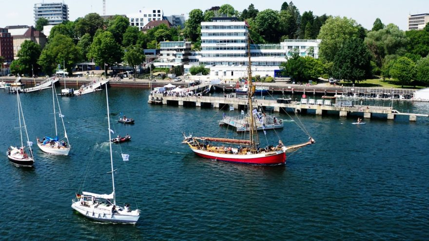Dagmar Aaen in Kiel
