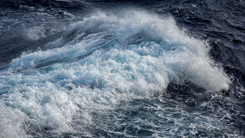 Ozeane spielen eine zentrale Rolle für globale Klimaprozesse.